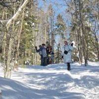Hiking Jack's Lake 1