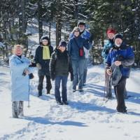 Hiking Jack's Lake 2