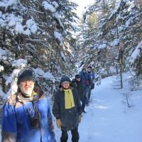 Hiking Jack's Lake 3