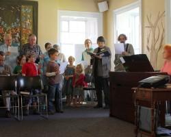Music - Children with Choir